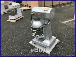 20 Quart Dough Food Stand Mixer Heavy Duty Restaurants Commercial Cooler Depot