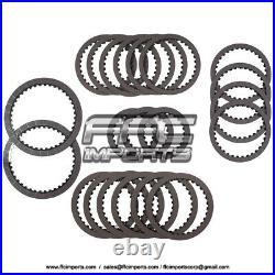45RFE 545RFE 65RFE Super Master Rebuild KIT 1999-UP 2 Pistons 4WD Filters Plates