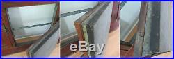 6 Door OAK Butlers Pantry Wall Ice Box Cooler FRONT Facade Zinc Galvanized Metal