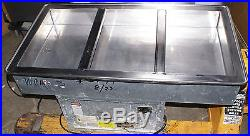 Atlas Metal DROP IN REFRIGERATOR Cooler Chiller Cold Pan Salad Bar Display WCM-3