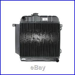 BMW 3 E21 320 80kW 320 i 125kW M10 B20 WATER RADIATOR DENSO DRM05010