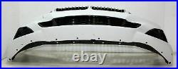 Bmw oem Panel bumper front 2' F45 LCI F46 LCI alpinweiss 3