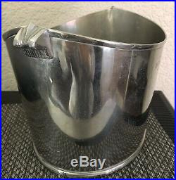 Bollinger Champagne Magnum Cooler Bucket Used Rare Sf123