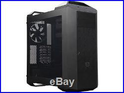 COOLER MASTER MasterCase 5 (MCX-0005-KWN00) Dark Metallic Grey Exterior with Bla