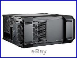 COOLER MASTER MasterCase 5 Series MCY-005P-KWN00 Dark Metallic Grey Exterior Wit