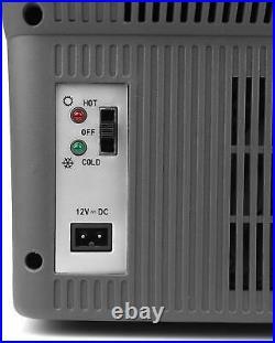 Car Cooler Mini Fridge Warmer Truck Electric Refrigerator 12V 14 Liter Portable