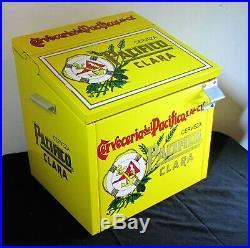 Cerveza Pacifico Clara Beer Insulated Ice Chest Cooler W Bottle Opener Metal