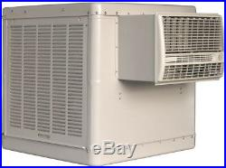 Champion Cooler 4700 CFM 2-Speed Window Evaporative Cooler for 1600 sq. Ft. And