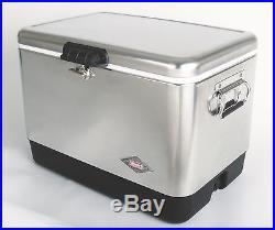 Coleman 54-Quart Steel Cooler
