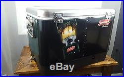 Coleman CoolerSuper RareDiscontinued 2003 Exclusively With Camping Graphics