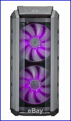 Cooler Master MasterCase H500P Midi-Tower Black, Metallic MCM-H500P-MGNN-S00