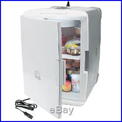 Coolers Ice Chest Refrigerator Fridge 40-Quart 110-volt Converter Car Camping