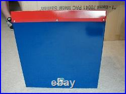 Corona Extra Beer Metal Steel Cooler/ice Chest Opener Blue Red Brand New In Box