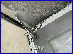 Cronstroms Pik-nik Cooler Aluminum Ice Chest Minn. Mn Vintage