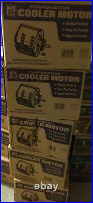 DIAL Evaporative Cooler Motor Replacement 1 HP 2 Speed Permanently Lubricated