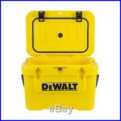 DeWalt 10 Qt Roto Molded Cooler Top Quality ORIGINAL