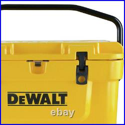DeWalt DXC25QT 25 Quart Roto-Molded Insulated Lunch Box Cooler New
