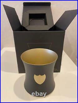 Dom Perignon Champagne Cooler Ice Bucket Bottle Chiller Metal