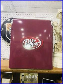 Dr Pepper Cooler (all Metal)