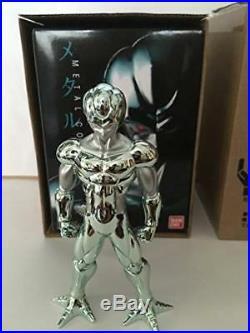 Dragon Ball Z Metal Cooler Freeza's Brother 122 mm Figure Japan