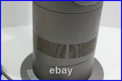 Dyson AM04 Hot + Cool Fan Heater Silver and Blue No Remote. READ