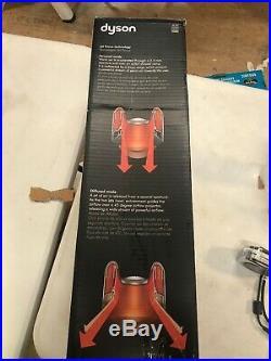 Dyson AM09 Fan Heater/Cooler, Black/Nickel MINOR BOX DAMAGE