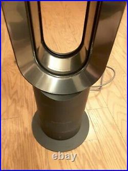 Dyson AM09 Hot + Cool Jet Fan Heater Black