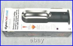 Dyson AM09 Hot+Cool Jet Focus Fan Heater Black/Nickel New Sealed