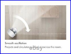 Dyson TP02 Air Purifier Fan + Pure Cool Link Removes Allergens & Pollutants NEW