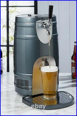 Electric Beer Dispenser Keg 5 Litre Beer Cooler FREE POSTAGE