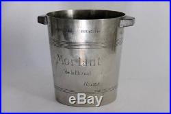 French Vintage Antique Champagne Bucket, Cooler, Morlant Christofle 1930s