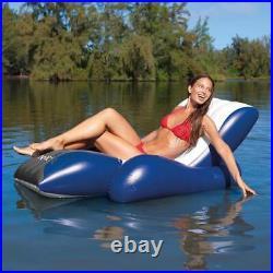 Intex 32ft x 16ft x 52in Ultra XTR Rectangular Pool, Floats (2 Pack), & Cooler