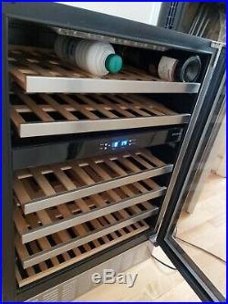 John Lewis Bordeaux-style Bottle Under Counter Wine Cooler Cabinet No. 86580206