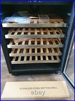 John Lewis & Partners JLWF607 46 Bordeaux Bottle Under Counter Wine Cooler new