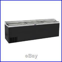 Krowne Metal BC96-BG 96 Flat Top Bottle Cooler
