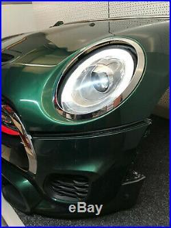 MINI Cooper JCW F56 Motorhaube Scheinwerfer LED Stoßstange Kühlerpaket Kotflügel
