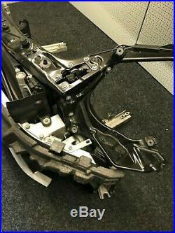 MINI Cooper JCW F57 Motorhaube Scheinwerfer LED Stoßstange Kühlerpaket Kotflügel