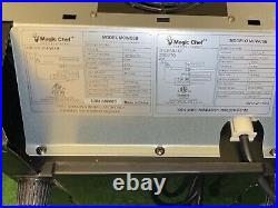 Magic Chef 6 Bottle Countertop Wine Cooler Refrigerator MCWC6B TESTED WORKS