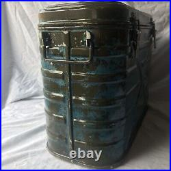 Metal Insulated Food Container Cooler Landers Frary Clark 1959 US Army Military