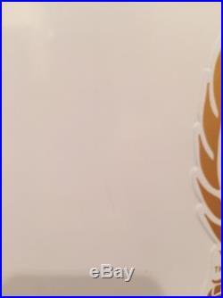 Miller Lite Beer Metal Cooler with Wooden Top & Bottler Opener 17x11x10 New Rare