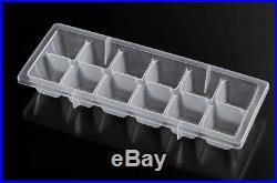 Mini Fridge 3.2 Cu Ft Two Door Freezer Compact Energy Efficient Cooler Chiller