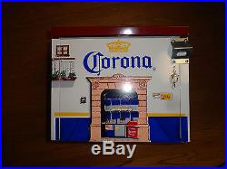 NEW Corona cooler House Drink Beer Ice Chest Metal by Hector Dairla Opener RARE