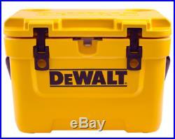 NEW DeWalt 10 Quart Heavy Duty Roto Molded Cooler Free Shipping DXC10QT