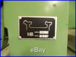 Nardini MS-1440E Metal Lathe-Steady Rest EU/US Thread Oiler Cooler Pump Fowler