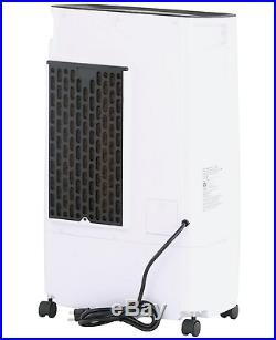 Portable Evaporative Swamp Cooler Indoor Oscillating Remote Efficient Honeywell