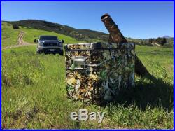 Portable Hunting Cooler