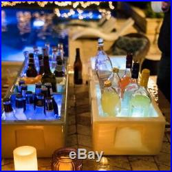 Premium Party Ice Chests & Cooler Beer Beverage Tub Outdoor Portable Cool Bar