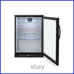 Procool Glass Door Back Bar Beverage Cooler Counter Height Beer Refrigerator
