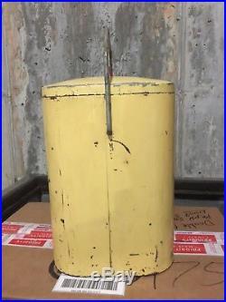 RARE Vintage Gettelmans Superior Junior Jr Cooler Metal Beer Cooler Soda