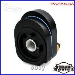 Reefer Oil Cooler Fan Cooling System For Harley-Davidson Softail Models 2001-17